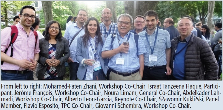 NETSOFT 2018: 4th IEEE International Conference on Network