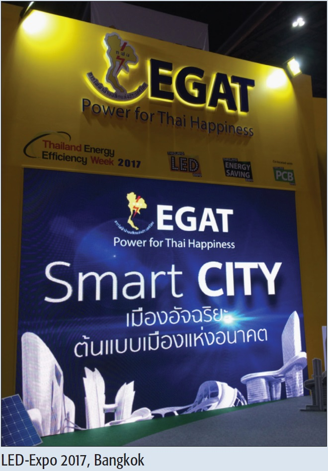 """A White Paper–Seminar at LED-Expo in Thailand: """"LiFi's True"""